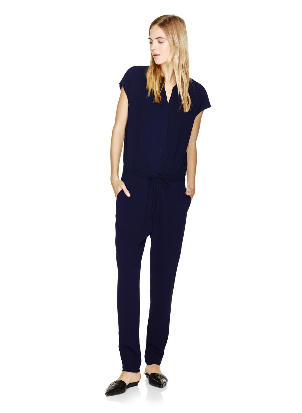 this Donnie Jumpsuit by Babton is just to die for! I opted out this time and am going to wait for Spring on this little beauty. $165