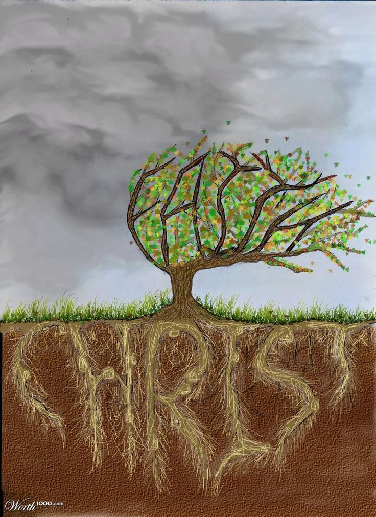 ROOTED FAITH by Ugot2b 10th place entry in Illo Shortie: Cool