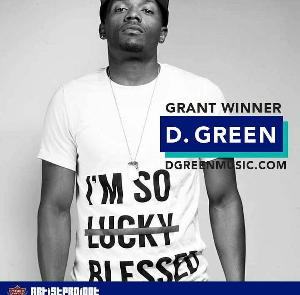 D. Green
