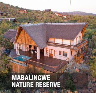 <p>The reserve hosts the Big 5. The properties are carefully located in private areas.<a href=/mabalingweprop1>More →</a></p>