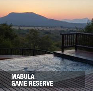 <p>a 12,000 hectares Private game reserve and is about 47 km from Bela Bela.<a href=/mabula>More →</a></p>