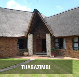 <p><strong>THABAZIMBI</strong>Eco Estate property<br>PRICE -  R5 000 000 <a href=/thaba-farm-1>More →</a></p>