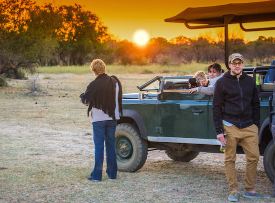 Plan your own Sundowner