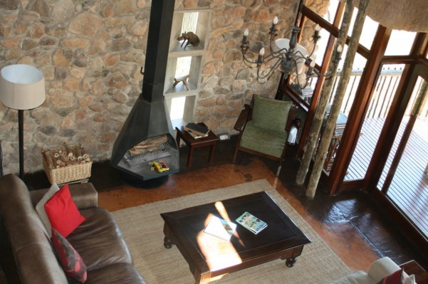 Madikwe living room