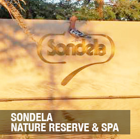 Sondela Nature Reserve & Spa