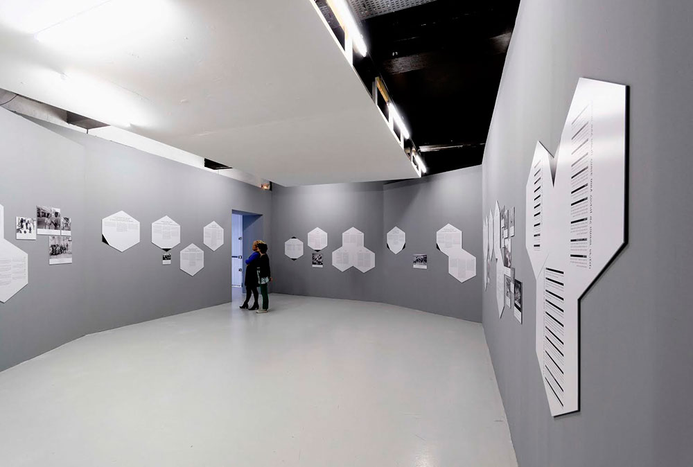 Exhibition at STUK arts centre Belgium The Israeli Center for Digital Art Holon