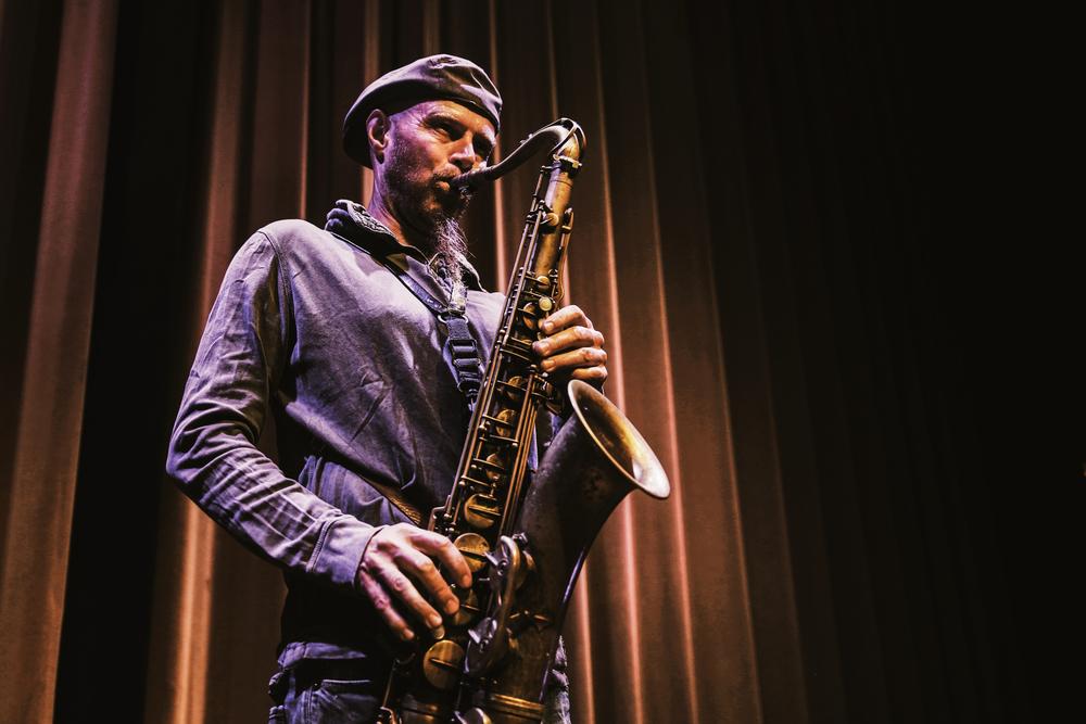 Dave Feusi:Saxophone