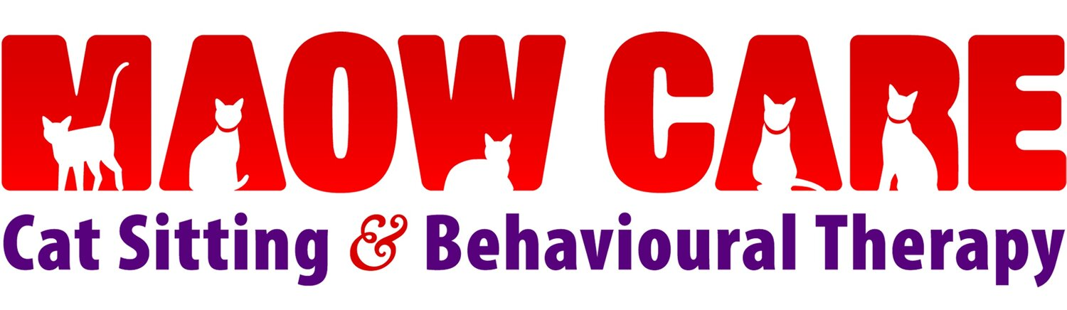 Maow Care - Cat Sitting | Behavioural Therapy | Service by cat people for cat people