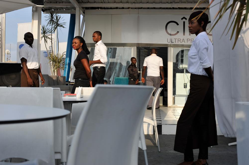 Victoria Island, Business District, Lagos, Nigeria