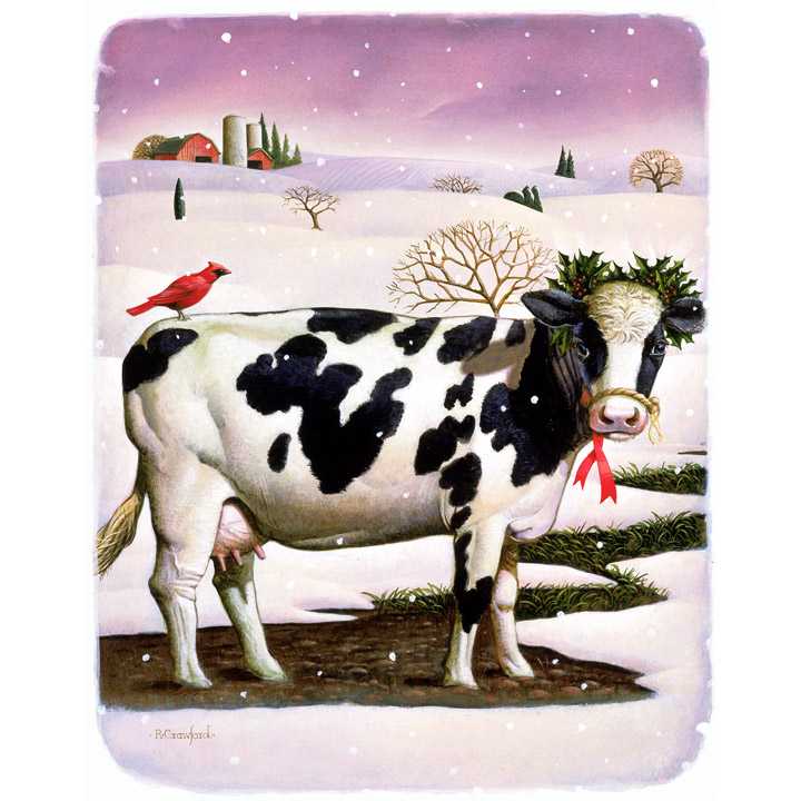 Holly Cow SOLD