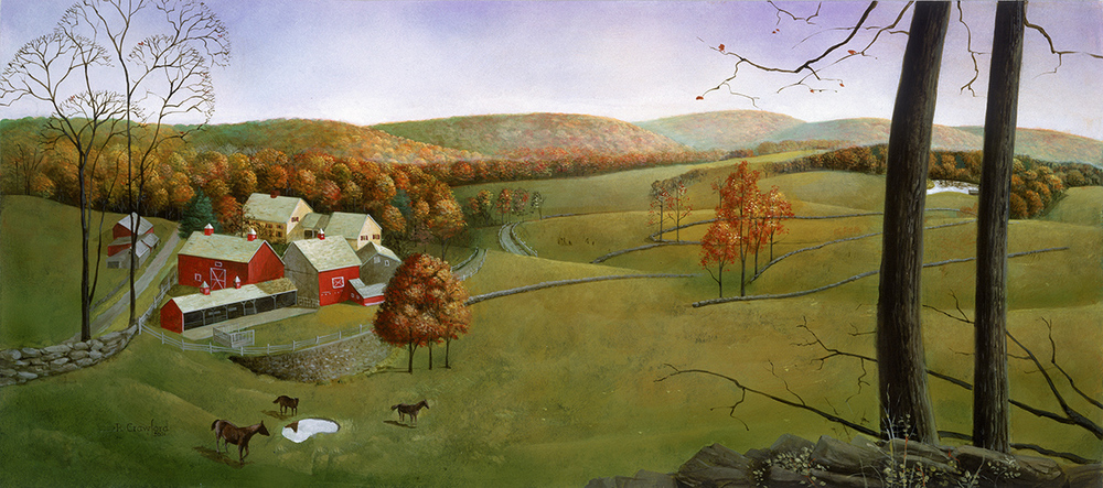 Autumn Farm SOLD