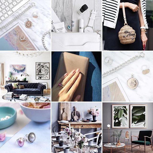 Cotton & Co's best nine of 2017... we can't wait for another fab year bringing you jewellery and sharing our favourite fashion and lifestyle inspo pics ♡♡♡ #bestnine2017  #overandout  #happynewyear