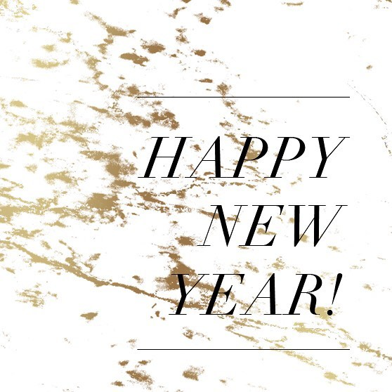 Happy New Year! We're looking forward to an exciting 2018. We can't wait to share with you what we have planned. ⠀⠀⠀⠀⠀⠀⠀⠀⠀ #happynewyear  #planningtime  #hello2018