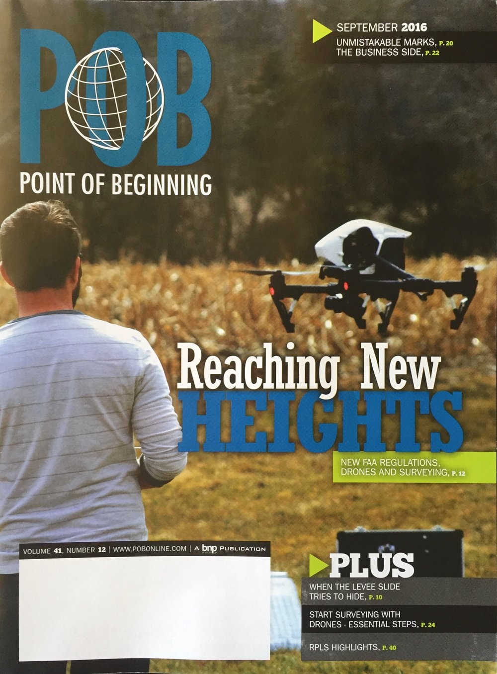 POB drone survey article