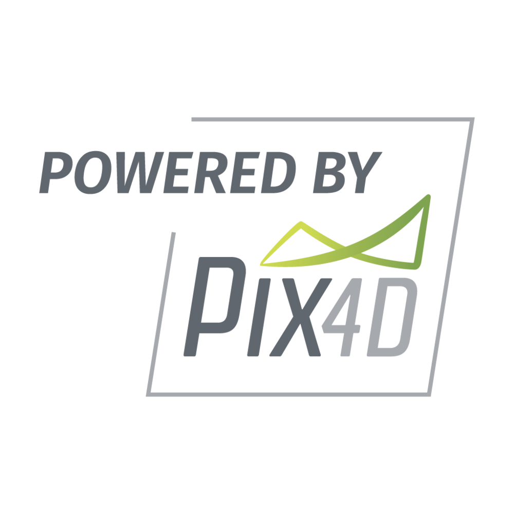 Pix4d drone data processing service