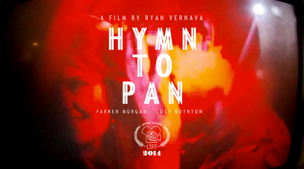 HYMN TO PAN LSFF POSTER