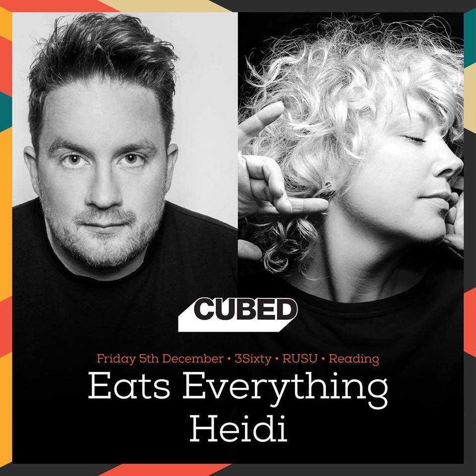 CUBED // EATS EVERYTHING // HEIDI