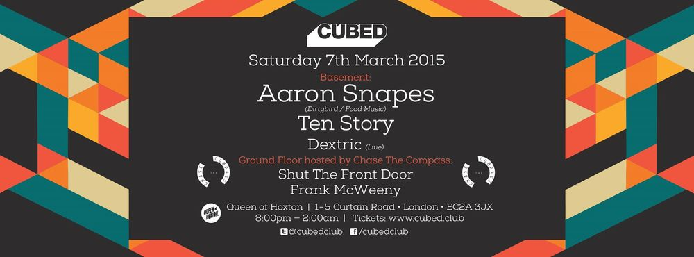 CUBED // AARON SNAPES+TEN STORY