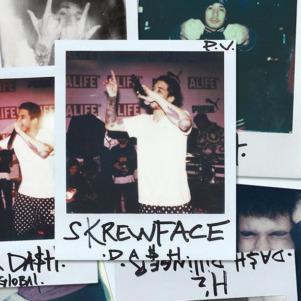 DA$H - SKREWFACE
