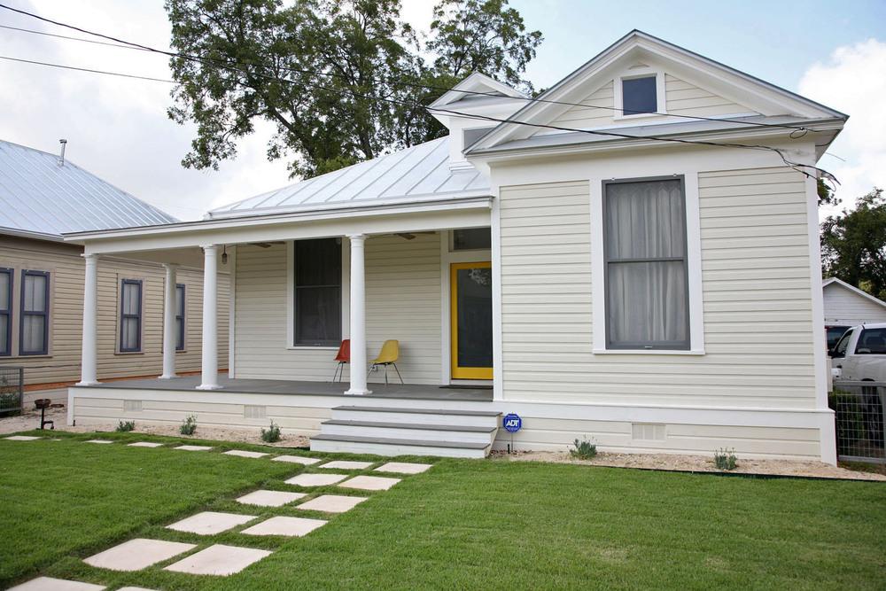 San Antonio Residence, San Antonio Express September 2012