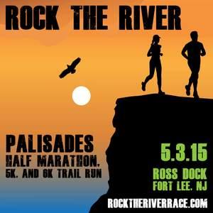 RaceThread.com Rock the River: Palisades Half Marathon