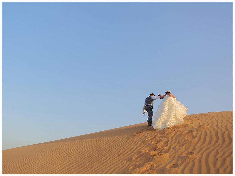 Mohammed & Ainsley,Abu Dhabi