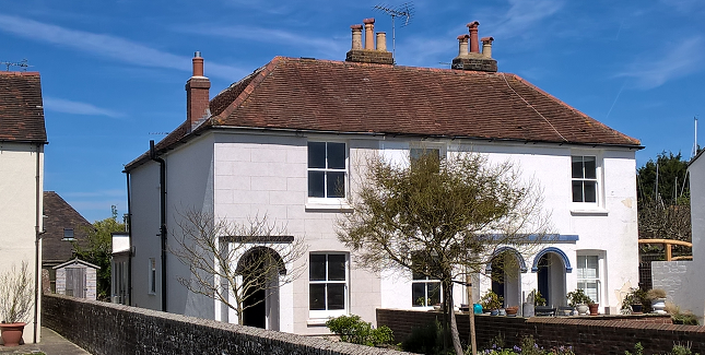 Our role  - design rising-damp countermeasures using lime plaster and render to allow vapour-permeability + design & install MEV constant ventilation system + project manage all works.   The project  - total house refurbishment very close to Chichester harbour.