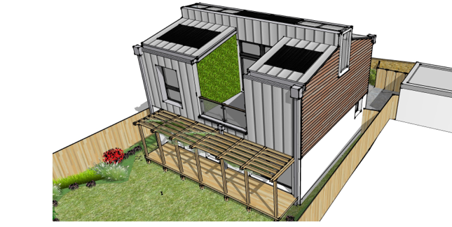 Our role - Passivhaus design, services design, SAP calculations.  Project - new build Passivhaus near Bognor Regis