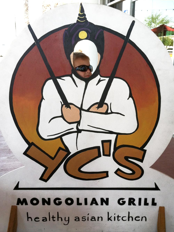 Sommerset Design - YC's Mongolian Grill