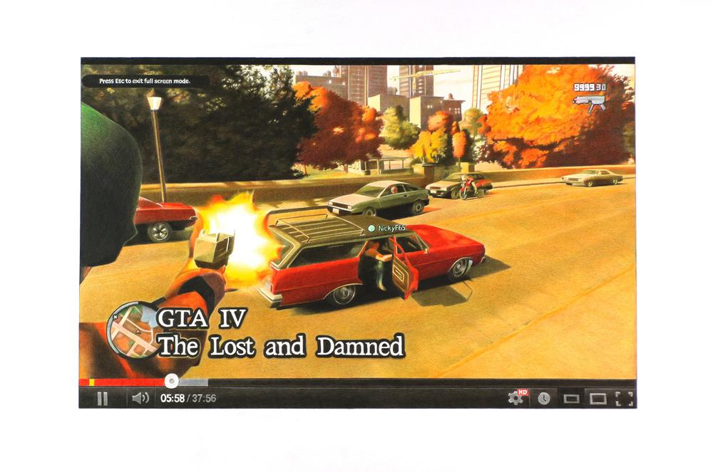 GTA 4, 2013