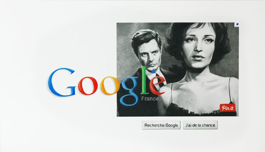La notte. Google, 2012