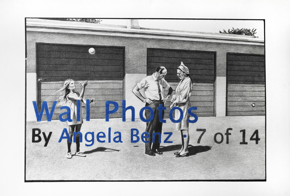 Angela. Photo Album. Angela Benz, 2011