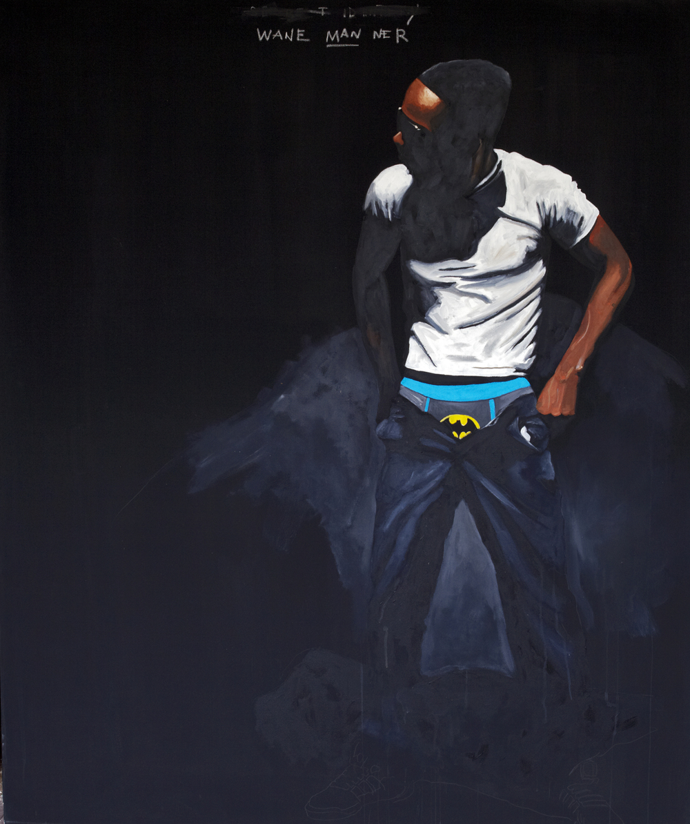 Dark Nights... Wane Manner, 2011