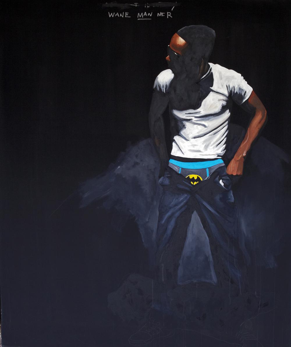 Dark Nights... Wane Manner, 2011