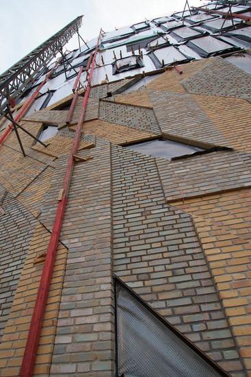 """""""Huis van Hendrik"""", commande de \ a commission by Ymere, Berlage laan, Haarlem, Amsterdam, 2012-2013"""