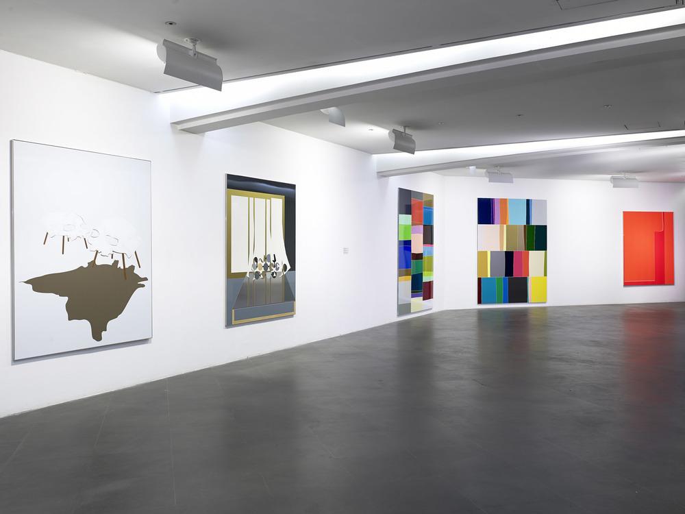 Vue de l'exposition \ exhibition view, NON PEUT-ETRE !, MAMAC, Nice, 2014
