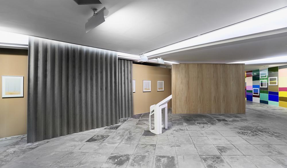 Vue de l'exposition \ exhibition view,NON PEUT-ETRE !, MAMAC, Nice,2014