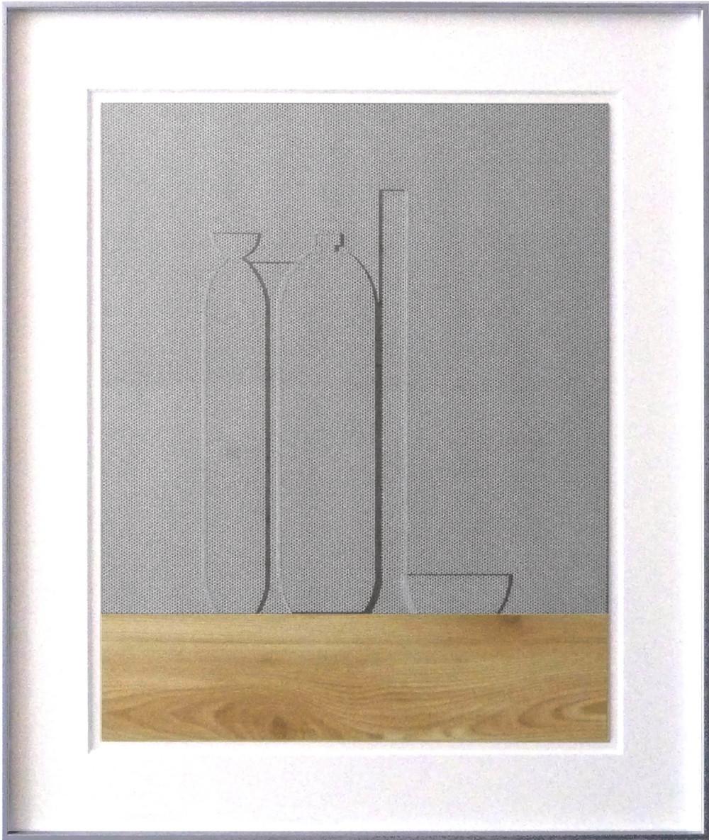 Sans titre (Vases #11), 2012