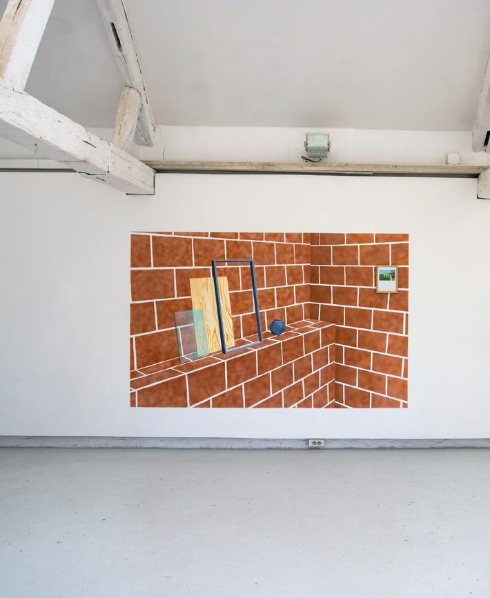 Surface mélancolique, 2014
