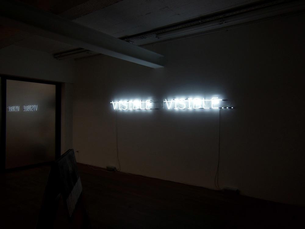ERREUR DANS LE TITRE (ERROR IN THE TITLE), Backslash, 2014