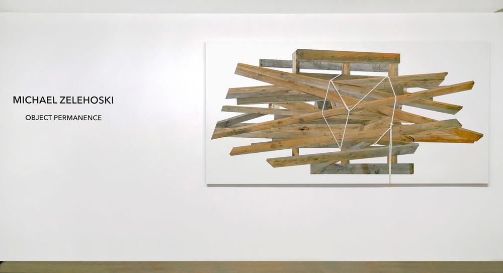 Object Permanence, Backslash, 2015