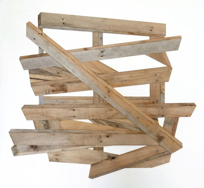 Jacked Pallet, 2015