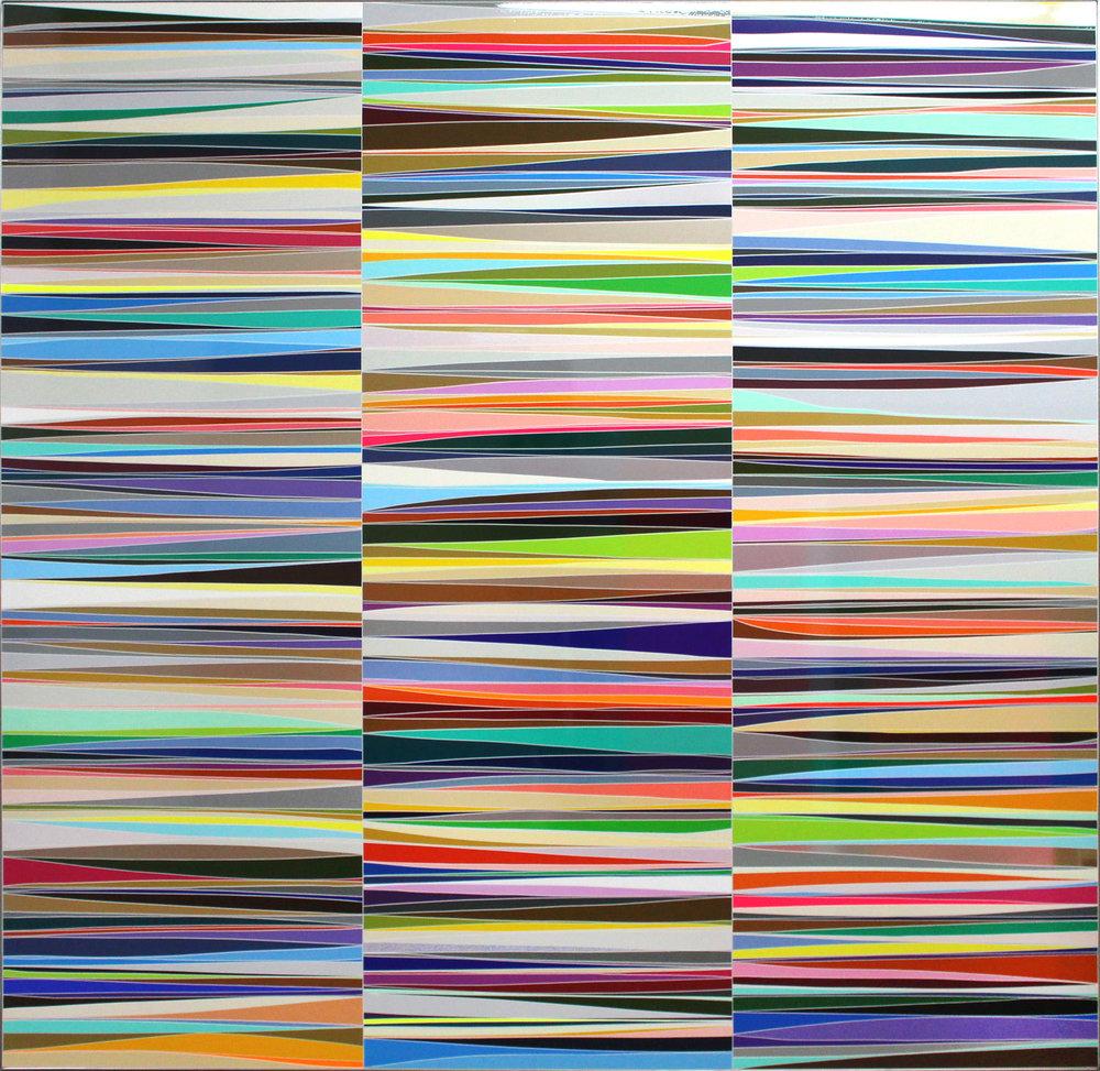 Sans titre (Vue d'atelier #18), 2016