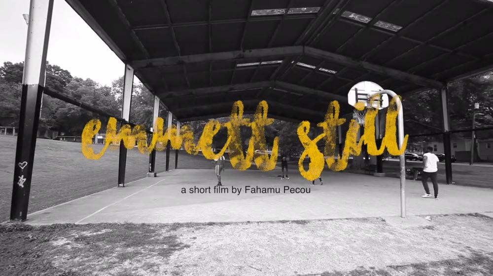EMMETT STILL: A Short Film by Fahamu Pecou, 2016