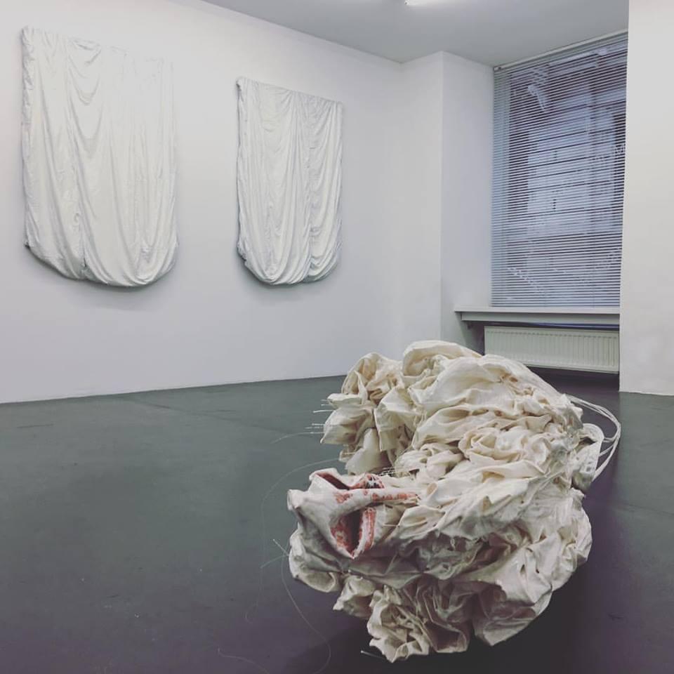 Grounded, Galerie Steinek, 2016
