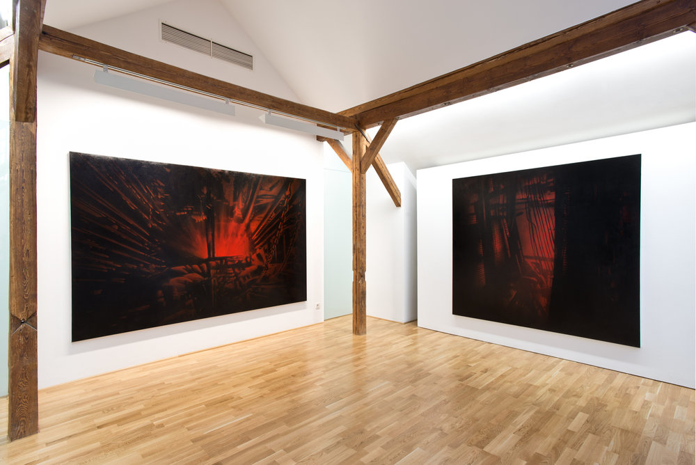 INES, Galerie Nikolaus Ruzicska, Salzburg, 2013