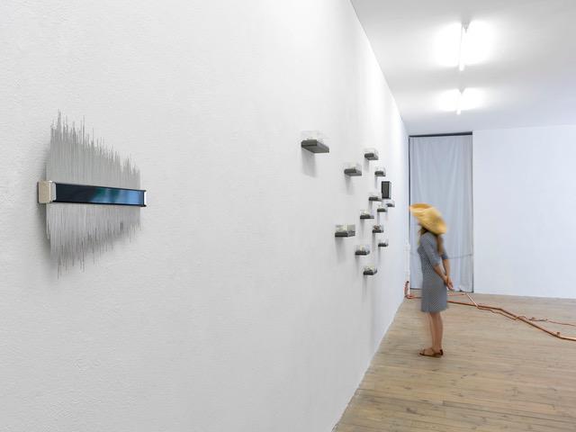 Aquarius, Espace d'art contemporain Les Roches, Chambon sur Lignon, 2017