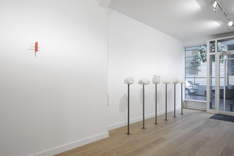 Art Thérapie, Galerie Baronian, Bruxelles, 2016