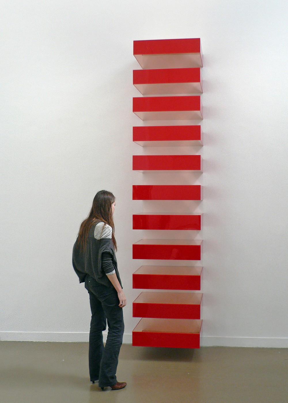 Sans Titre \ Untitled (Stack piece), 2010