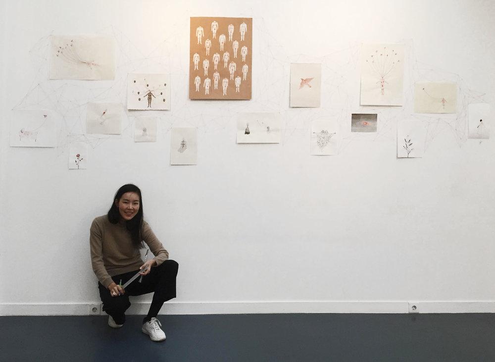 Ici et ailleurs, Galerie Premier Regard, 2018